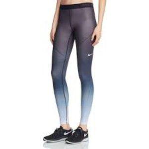 Nike Pro Hyperwarm Ombre Leggings